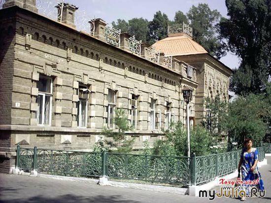 Коканд архитектура начала ХХ века