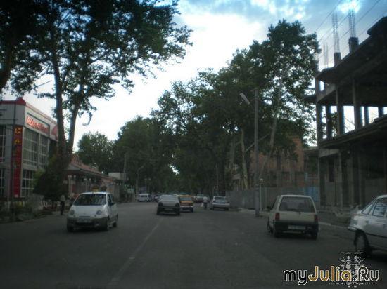 Коканд бывшая Советская улица (ныне ИСТИКЛОЛ)