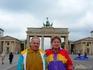 Берлин - Брандербурские ворота...