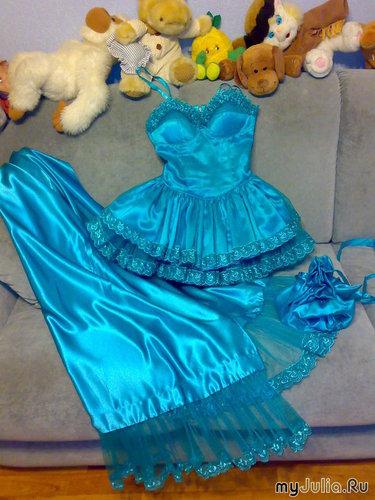 Платье.сумочка и палантин для выпускного.