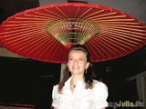 Август 2009. Мне 40. Японский центр культуры.