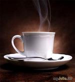 Черничный чай для улучшения остроты зрения.