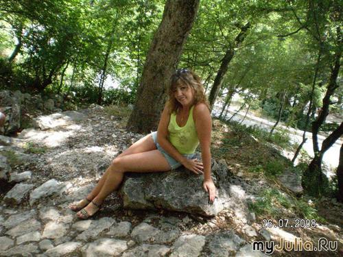 В таинственном лесу Черногории...