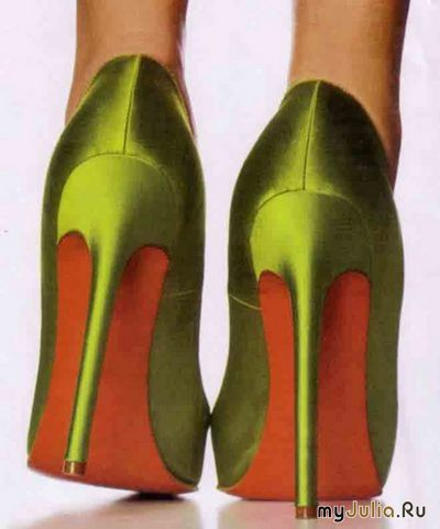 Сапоги на каблуках 2012 в картинках