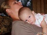 моей младшей 10 месяцев-мне 36;)