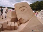 Фестиваль песочных скульптур.