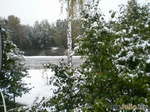 Первый снег!