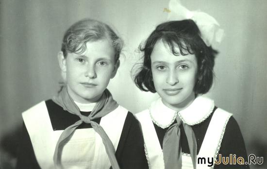 С подругой, 1971 г.