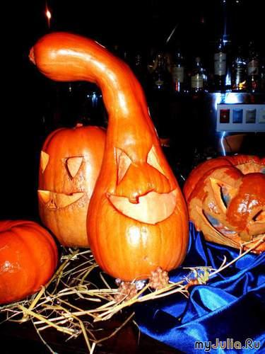 вот такой наш Хеллоуин 2008