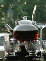 Как снизить содержание кофеина в чае?