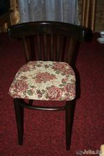 Починим старый стульчик.