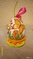 Яйцо пасхальное с цветком.Сделаю на заказ.