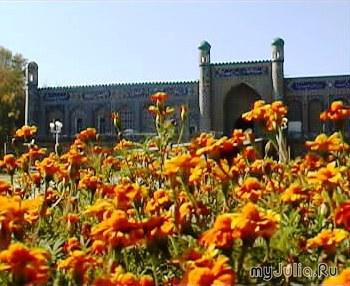 музей Худояр-хана