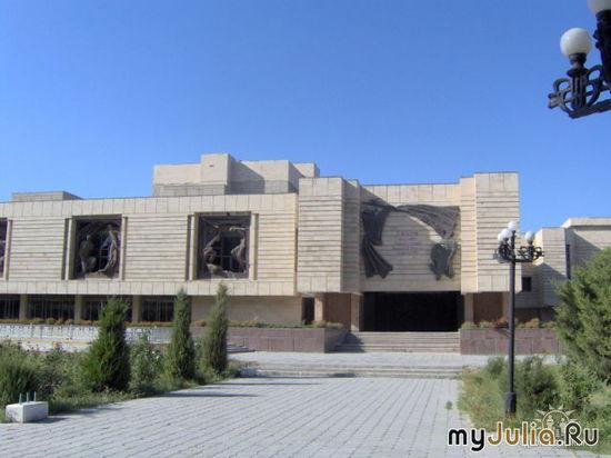 народный театр имени Хамзы