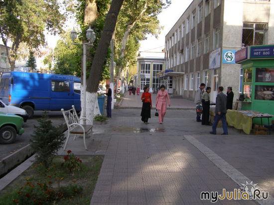 бывшая улица Советская