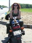 Мотоцикл -- чем не аксессуар?