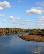 """Осень на реке """"Хопёр"""""""