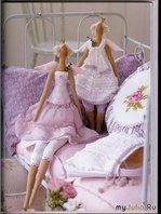 Знакомимся - куклы-тильды!