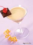 """Молочный коктейль  """"Шоколадный эклер """""""