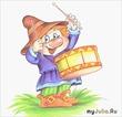 """""""Гномик Яша-Большая Шляпа"""" (сказки из книги """" Все мечты сбываются-лишь стоит захотеть!"""")"""