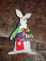Мой рождественский заяц
