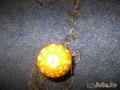 Мой оранжик на голубом