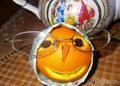 Апельсиновая бабулечка