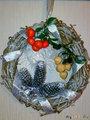 Венок Рождественский 1
