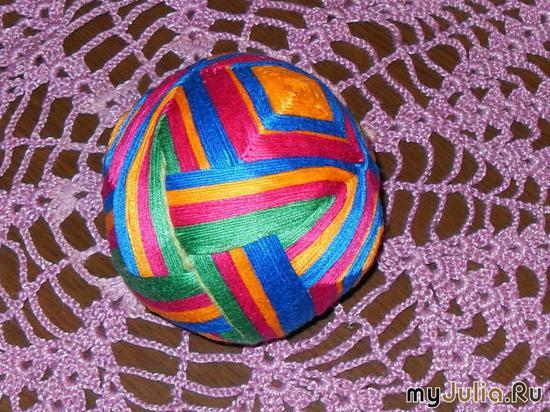 Первый шар Темари