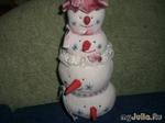 Снеговичек!