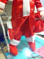 Дед Мороз - штаны и валенки.