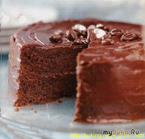Торт шоколадный мамин