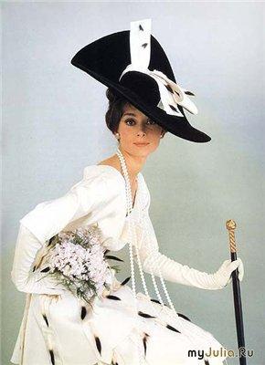 Фетровая шляпа, обвитая лентой один раз, была изобретена в 1910 году как головной убор...