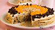 """""""Чудо-тортик """" - кулинарный рецепт из раздела  """"Торты """".  Кулинарный портал Миллион Меню."""
