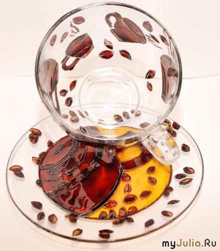 Образец / чайно - кофейный набор