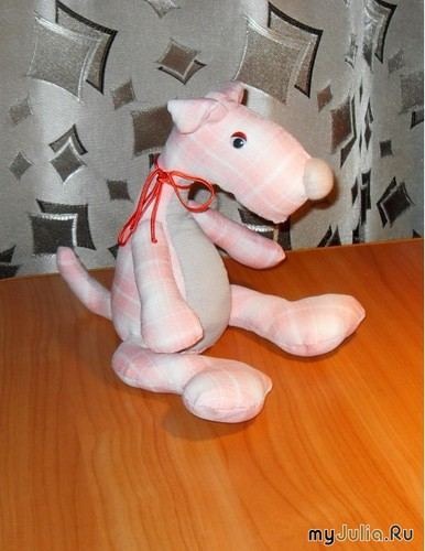 Собачка-Белогрудка