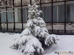 Зимняя прогулка по городу