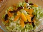 "Разгрузочный салат ""Солнечное сияние"" от Саровски"