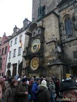 Прага, сочельник