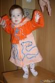 Пальто для доченьки