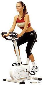 Занятия на велотренажере: полезно и доступно