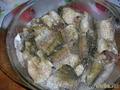 рыба с приправой