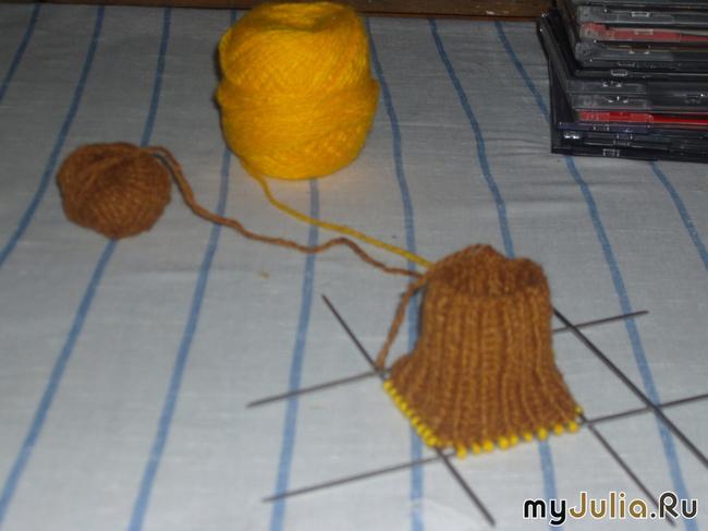 Комментарий: Вязаные пятки крючком схемы - Вязание.