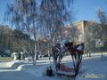 скамейка Влюбленных ждет весну
