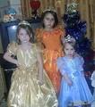 Мои принцессы.