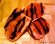 Тапки «Тигриные лапки»