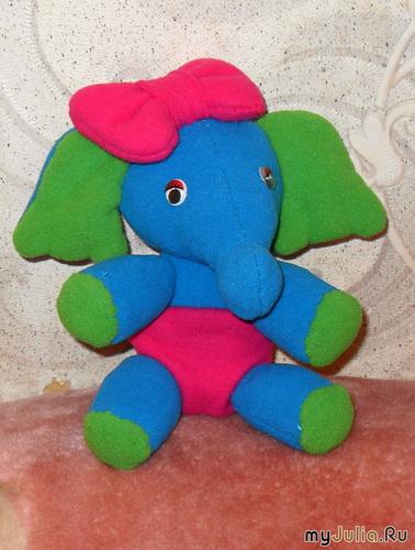 Слоник - малышка