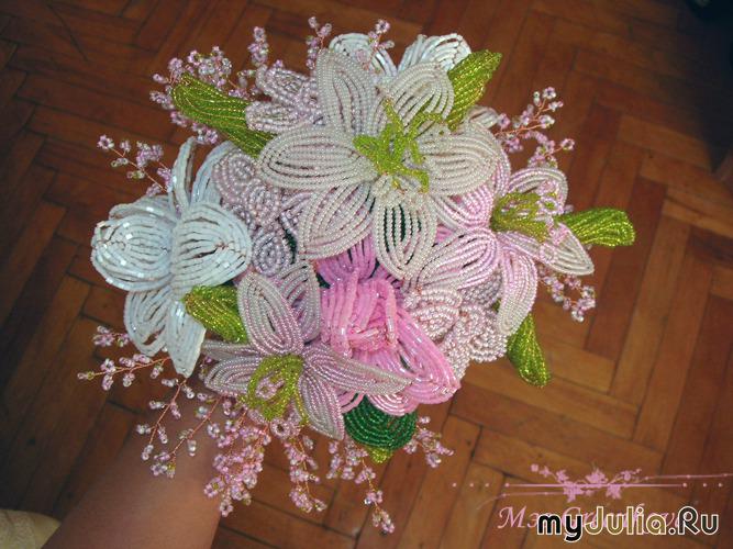 Все для свадьбы сделанное из бисера - Самые красивые и креативные