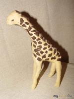 Жираф. С выкройкой