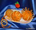 Канелированные апельсины